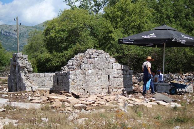 Važno arheološko otkriće kod Ilovika: Pronađeni ostaci