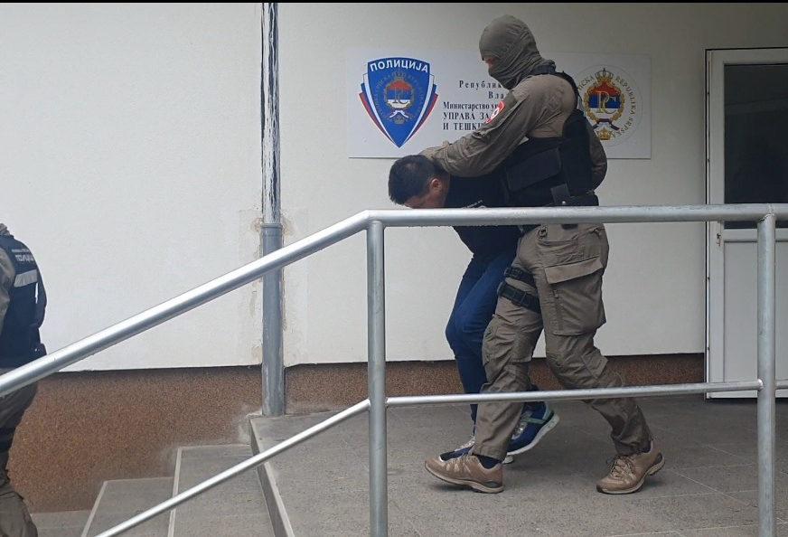 Inspektori MUP Srpske bili vozači opasnog škaljarca, kretali se službenim vozilima po cijeloj BiH